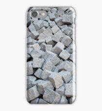 Cobblestones iPhone Case/Skin