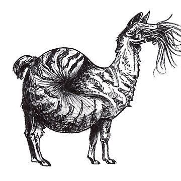 Llamatilus by cizauskas