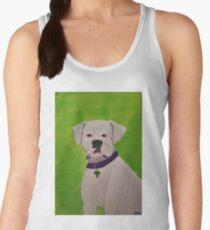 Boxer Dog Women's Tank Top