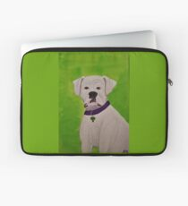 Boxer Dog Laptop Sleeve