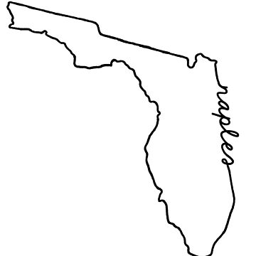Naples Florida Outline by jamiemaher15