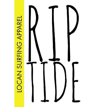 Rip Tide | T | Paddle Out Collection by Locan