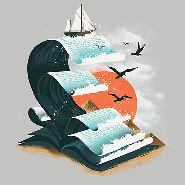 Waves of Knowledge by dandingeroz