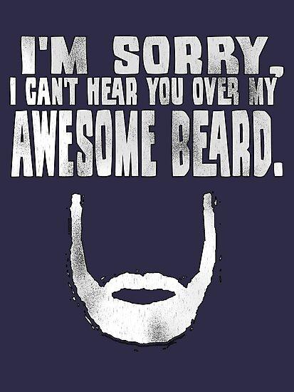 Awesome Beard by uncmfrtbleyeti
