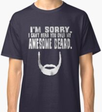 Awesome Beard Classic T-Shirt