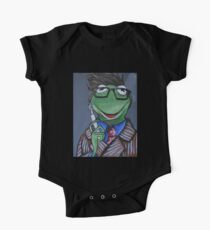 Kermit, Tenth Doctor One Piece - Short Sleeve