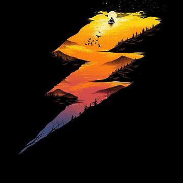 Beautiful Sunset by dandingeroz