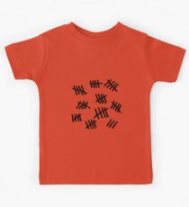 Tally Marks Kids Tee