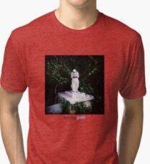 Holga Poodle Tri-blend T-Shirt