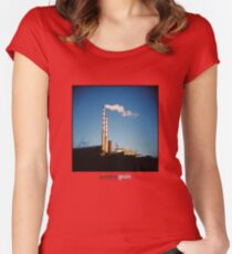 Holga Factory Women's Fitted Scoop T-Shirt