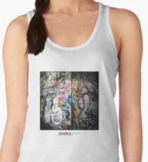 Holga Graffiti Women's Tank Top