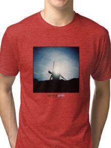 Holga Windmill Tri-blend T-Shirt