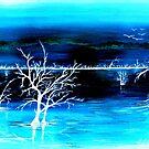 Blue Lagoon by Linda Callaghan