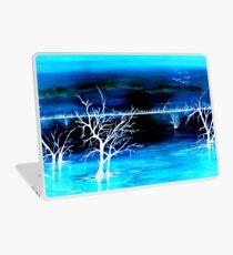 Blue Lagoon Laptop Skin