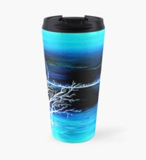 Blue Lagoon Travel Mug