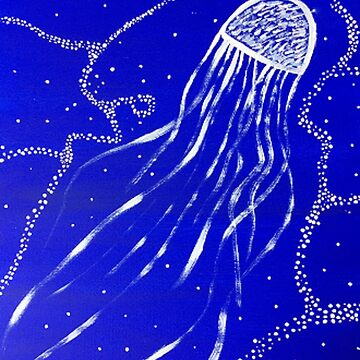 Majestic Jellyfish  by dinelson