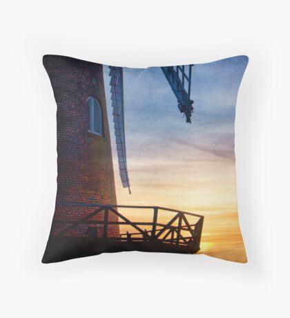 Wilton Windmill Throw Pillow