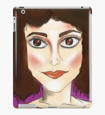 There is no Dana, Only Zuul. iPad Case/Skin
