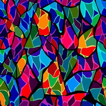 Bright summer pattern by fuzzyfox