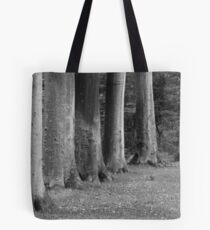 Trees in a Row (<15 min.) Tote Bag