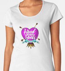 Head Over Heels Women's Premium T-Shirt
