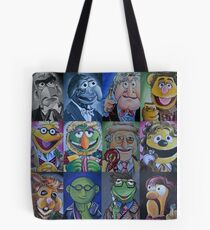 Mahna Mahna Doctor Tote Bag
