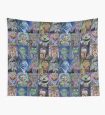 Mahna Mahna Doctor Wall Tapestry