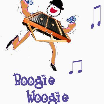 Boggie Woogie Hammer by RareTexasGifts