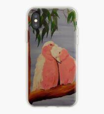 'LOVE BIRDS' iPhone Case