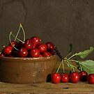 cherries by danapace