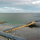Tide Out at Salthill by Orla Cahill