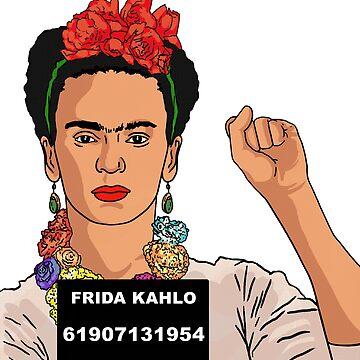 Frida Kahlo by rosiojh