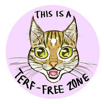 TERF-FREE ZONE by lyle23