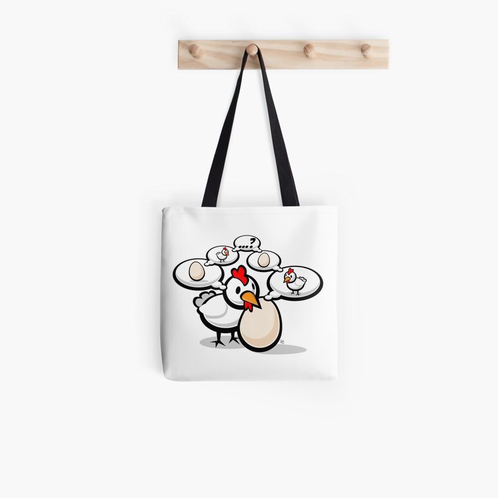 Eggnigma Tote Bag