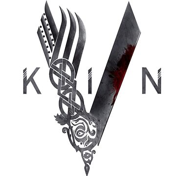 Vikings logo by KikkaT