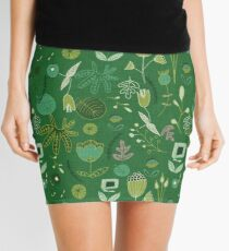 Emerald Forest #homedecor  Mini Skirt