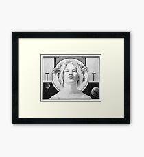 Pallas Athena Framed Print