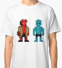 Hellboy und Abe Classic T-Shirt