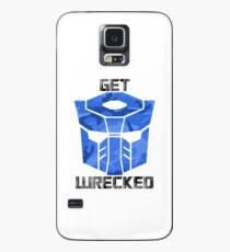 Get Wrecked Case/Skin for Samsung Galaxy