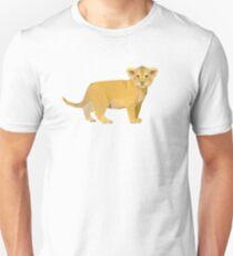 Lion baby cuddly toy Unisex T-Shirt
