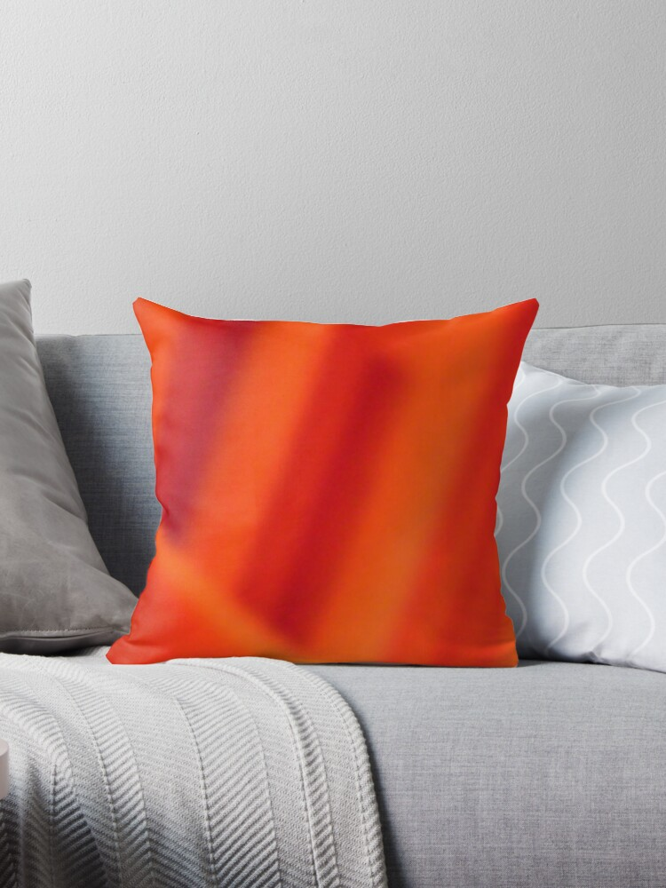 Cheap as Chips Red Orange by Bloomin' Arty Fashion