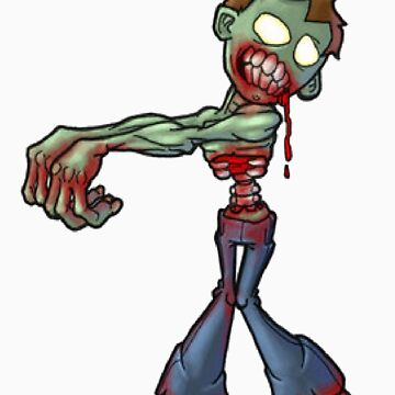 Freaky ZOMBIE by Wizard-Designs