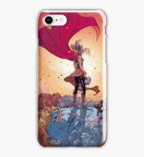 Lady Thor iPhone Case/Skin
