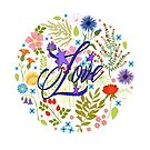 Bontanic Love Flowers by purplesensation