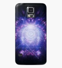 Abstract colossal space Sign! Case/Skin for Samsung Galaxy