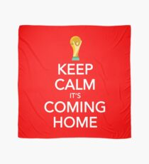 Keep Calm, It's Coming Home Scarf