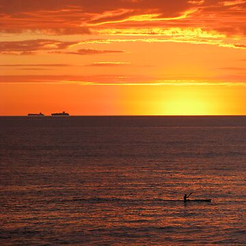 Paddle Out by trekka