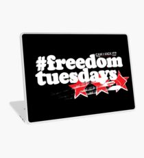 Freedom Tuesdays - White Laptop Skin