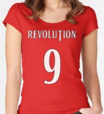 FC Revolutionale Women's Fitted Scoop T-Shirt