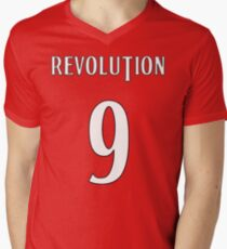FC Revolutionale Men's V-Neck T-Shirt